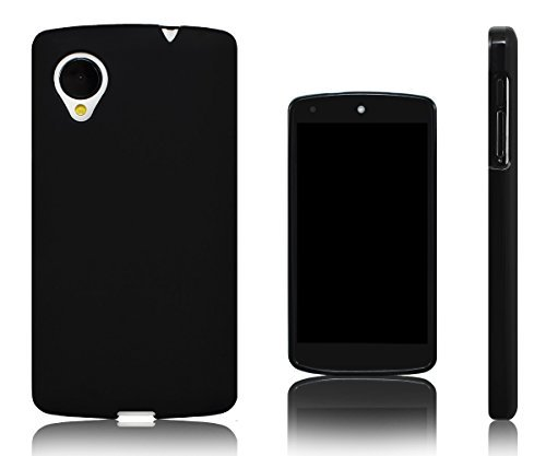 Xcessor Vapour Flexible TPU Gel Case For LG Nexus 5. Black