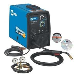 Millermatic 180 230v mig welder with thermal overload - Webaccess leroymerlin fr ...