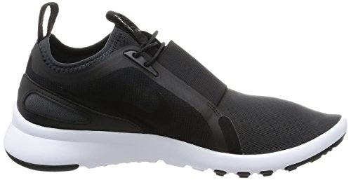 Nike Mens Attuale Slip On Casual Scarpa Nero / Nero-antracite