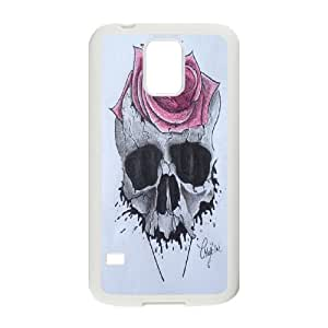 Generic Case Sugar skul For Samsung Galaxy S5 Q2A2218243