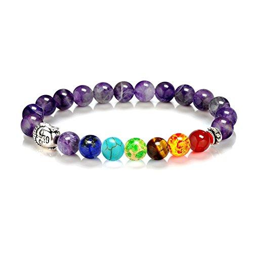Bracelet Leefi Chakras Balancing Bracelets