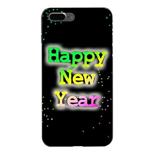"Disagu Design Case Schutzhülle für Apple iPhone 7 Plus Hülle Cover - Motiv ""Happy New Year No.1"""
