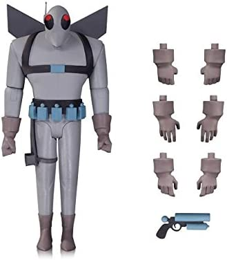 Batman Animated Series NBA Roxy Rocket Deluxe Figure Dc Collectibles