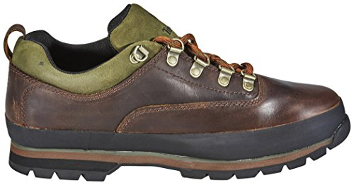 Brown Timberland Hiker Euro Shoes Brown Low Laced 5qxqdwYr