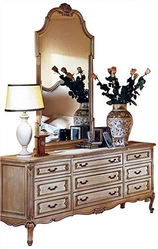 - David Michael Dresser Mirror Formal Furniture Triple New