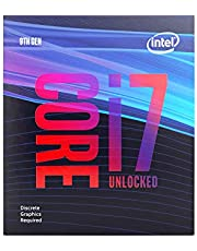 Intel BX80684I79700KF Core i7-9700KF Desktop Processor 8 Cores Up to 4.9 GHz Turbo Unlocked Without Processor Graphics LGA1151 300 Series 95W