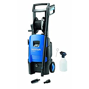 41bcKAhGgGL. SS300  - Nilfisk C135 1-6 X-Tra Pressure Washer with 1800 W Induction Motor