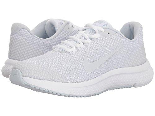 Blanc NIKE Femme Pure Platinum White WMNS Basses 001 Runallday Sneakers rprX6q