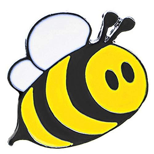 Enamel Pin Cute Badges Brooch Bee