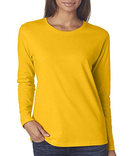 Heavy Cotton Fit Long-Sleeve T-Shirt