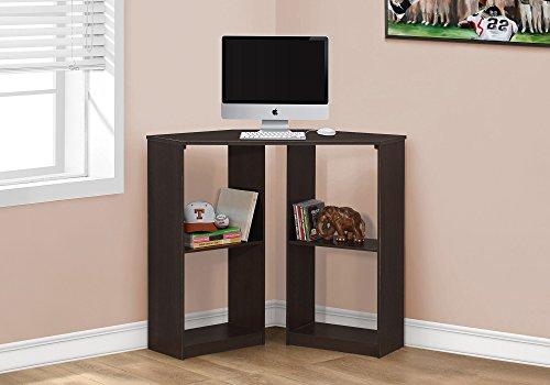 """Monarch Juvenile Computer Desk, Cappuccino, 36"""" Monarch Specialties"""