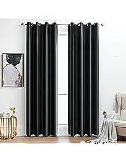 MIULEE Window Sheer Curtains