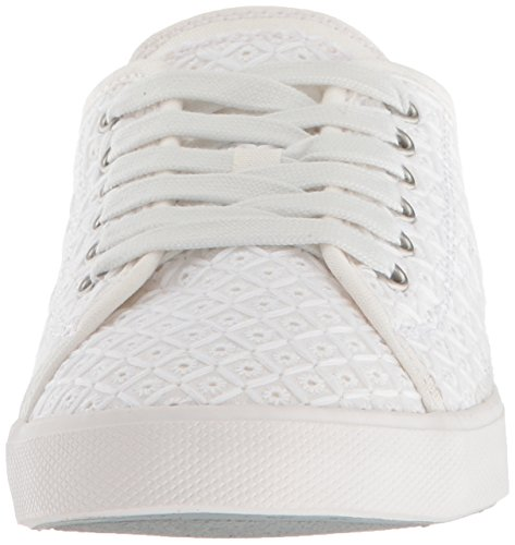 White North Roxy Shore Patent Women's Sneaker White qSUURXw5