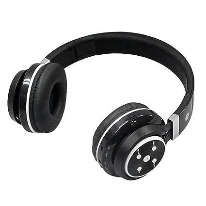 IQ Sound IQ-126BT Rechargeable Bluetooth Headphone w/Mic/DeepBass/Music Cont