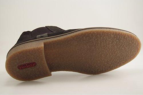 GABORIEAU Noir Rieker Boots Noir 33853 Pq81qxwFp