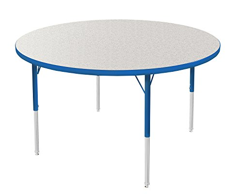 Marco Group Round Adjustable Activity Table, 36