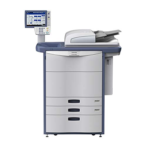 Toshiba E-Studio 5560c A3 Color Laser Multifunction Printer - 55ppm, Copy, Print, Scan, Auto Duplex, Network, E-Filing, A3+/SRA3/A3/A4/A5, Trays, Tandem Tray ()