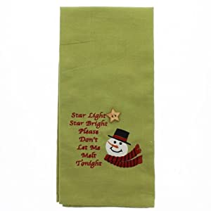 Star Bright Guest Towel new