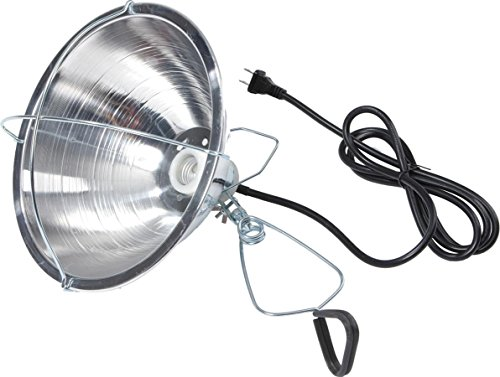 Little Giant Brooder Reflector Lamp, 10.5-Inch