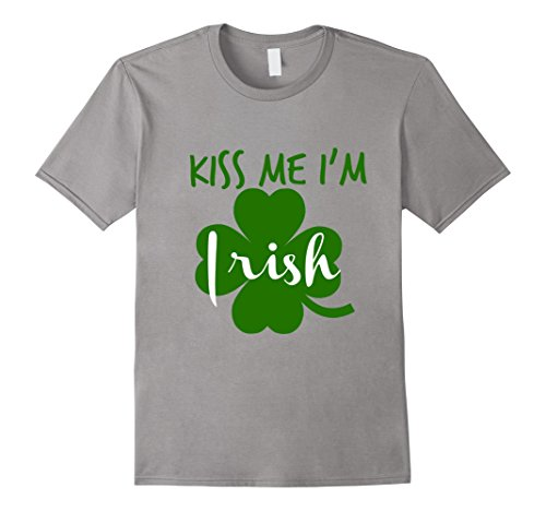 Irish T-Shirt XL Slate (Im Irish T-shirt)