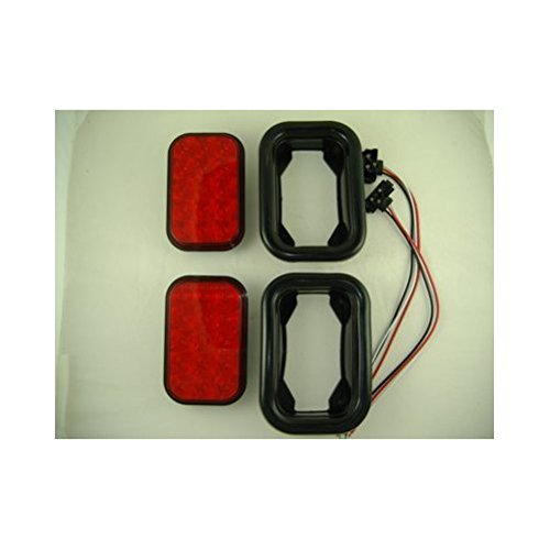 Rectangle Led Tail Lights