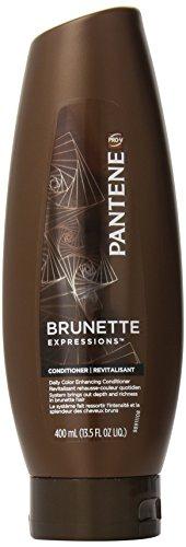 Pantene Pro-V Brunette Expressions Daily Color Enhancing Conditioner 13.5 Oz (Pack of 3)