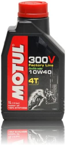 Motoröl Motul 4t 300v 10w 40 1 Liter Sport Freizeit