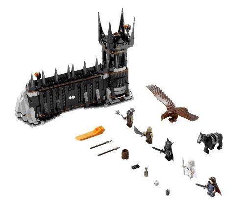 LEGO LOTR Battle at The Black Gate 79007 (The Legos Rings Of Lord)
