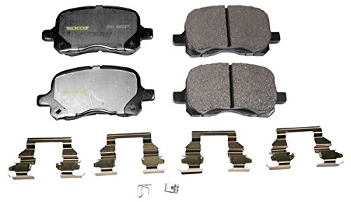 Monroe CX741 Ceramic Premium Brake Pad Set (Brake Pads 1998 Toyota Corolla compare prices)