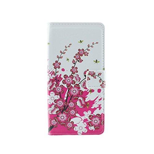 SRY-Phone protection case Para LG V10 Acaleph patrón horizontal Flip caja de cuero con titular de tarjeta y ranura para tarjetas y la cartera y puede apoyar ( SKU : Mlc0952b ) Mlc0952d