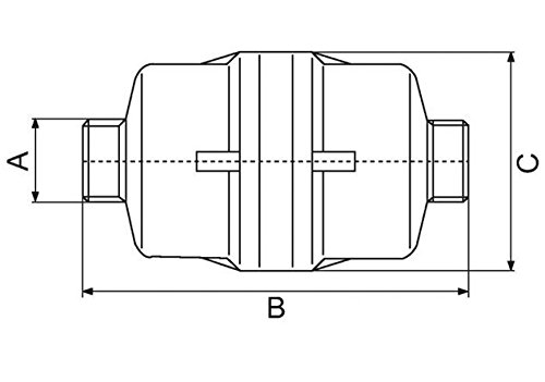 Anti calcaire magn/étique RBM M 3//4