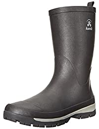 Kamik Men's Lars Rain Boots