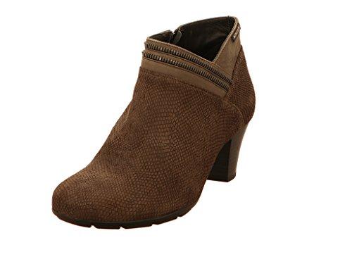 Bottines Britie Gris Femme Mephisto Boots q6nAwZ5wp