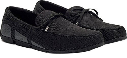 Black Breeze SWIMS Mens Lace Loafer XxIY5T8