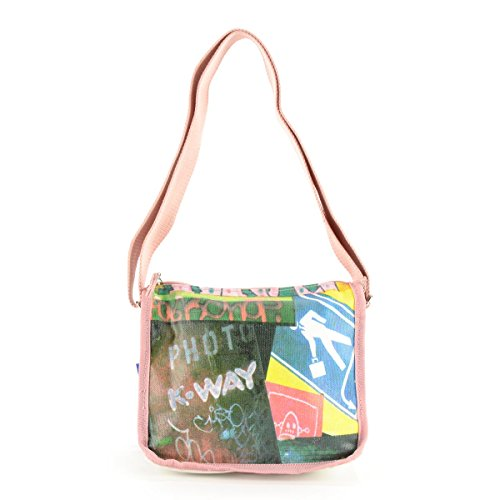 Women's Pink K Shoulder Shoulder Bag Women's ROSA K Way Way qgHEHA
