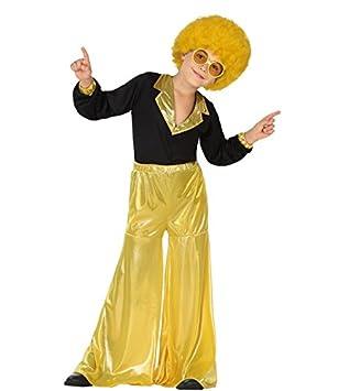 Atosa- Guerrero Disfraz Disco, Color amarillo, 3 a 4 años (28303 ...