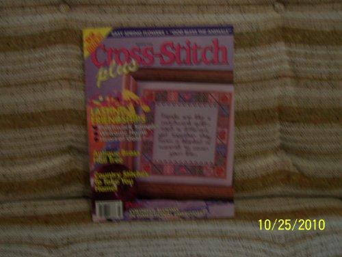 Cross Stitch Plus Magazine MARCH 1993 Vol. 10 No. 2