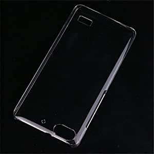 Kungfu Mall Ultra Thin Crystal Clear PC Hard Case Cover para Huawei Honor 4C