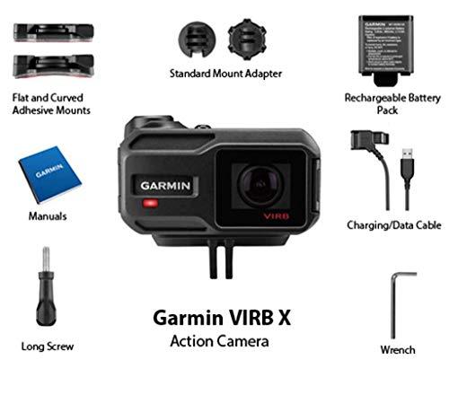 Garmin Virb X High Definition Action Camera - (Certified Refurbished)