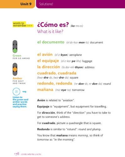 Spanish (Collins Language Revolution): Tony Buzan, Carmen Garcia del Rio: 9780007255351: Amazon.com: Books