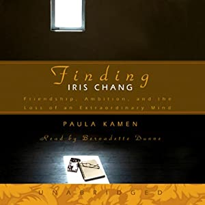 Finding Iris Chang Audiobook