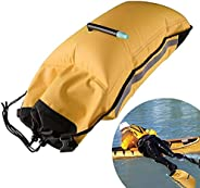 Inflatable Paddle Bag, Kayak Paddle Float, Paddle Floating Bag, Floating Self-Rescue Buoyancy Air Package, Res