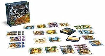 Asmodee- Juego de Cartas Dolores (DOL01ES): Amazon.es: Juguetes y juegos