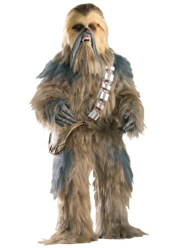 Chewbacca Costume Authentic Replica - XL