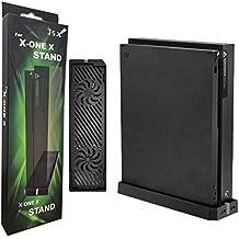 Base Suporte Vertical + Cooler Com 2 Fan + Hub Com 2 Usb Para Console Do Xbox One X SND-403