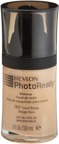 Revlon PhotoReady Makeup, Cool Beige 007, 1-Fluid Ounce
