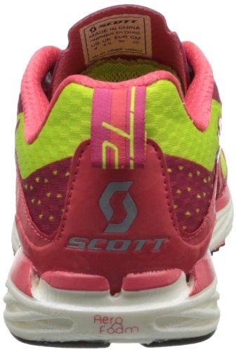 Scott Running Womens T2 Palani Womens Walking Shoe Green/Red CJyBrv