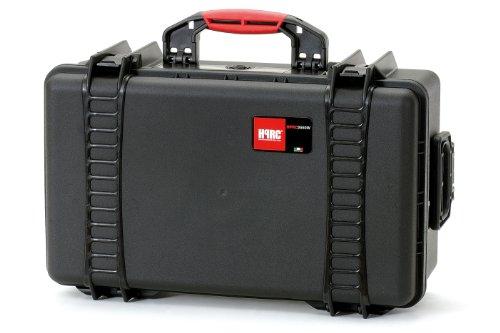 HPRC 2550WF Wheeled Hard Case with Foam (Black)