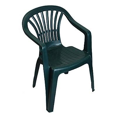 Garden Chairs Stackable Plastic Garden Chair