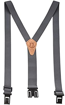 Tactical 365 Operation First Response Classic Elastic Y Style Adjustable Perry Suspenders